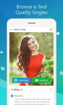 Qpid Network: International Dating App poster