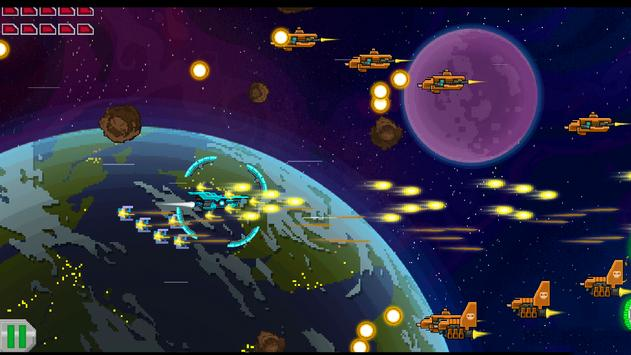 Galaxy Warfighter screenshot 7