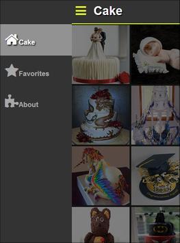 Cake Design apk screenshot