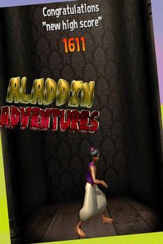 Mysterious jungle aladin run screenshot 4