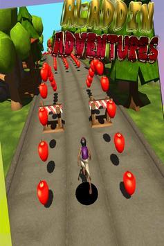 Mysterious jungle aladin run screenshot 2