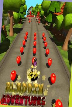 Mysterious jungle aladin run screenshot 3