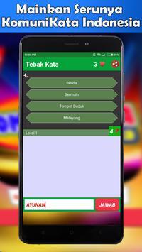 Komunikata Indonesia Kuis Terbaik 2018 screenshot 1
