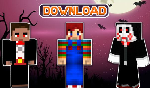 Halloween Skins for Minecraft APK Download - Free Tools APP for ...