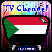 Info TV Channel Sudan HD icon