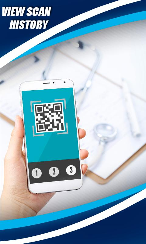 how to make qr scanner in an app