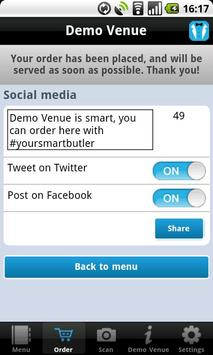 Your Smart Butler screenshot 4