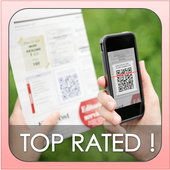 Free QR Code Scanner 2017 icon