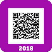 QRcode & Barcode Scanner 2018 icon
