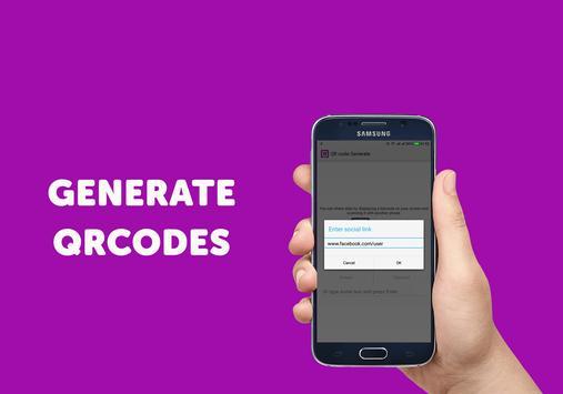 QRcode & Barcode Scanner 2018 screenshot 1