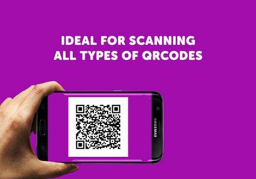QRcode & Barcode Scanner 2018 screenshot 2