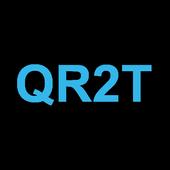 QR Code 2 Text icon