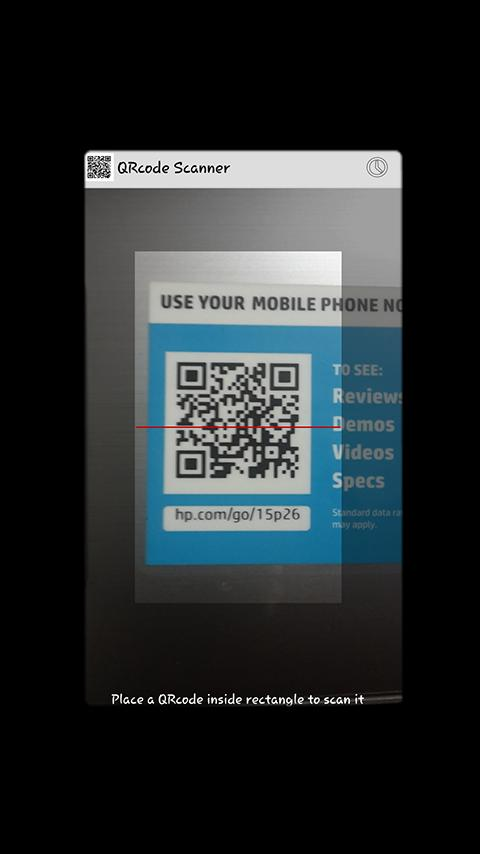 Free QR Code Scanner and Generator for Android - APK Download