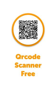 Free QRcode Scanner and Generator 2017 poster