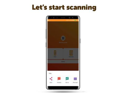 Free QRcode Scanner and Generator 2017 screenshot 3
