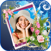 Flowers Photo Frames icon