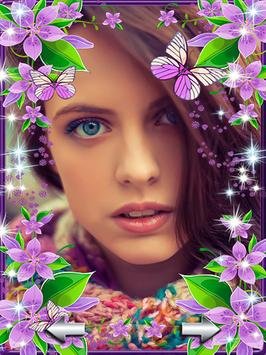 Flowers Photo Frames apk screenshot