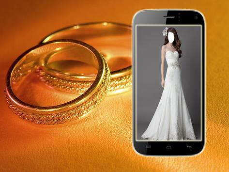 Wedding Dress Photo Maker poster