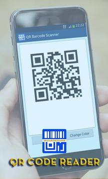 QR Barcode Scanner screenshot 1