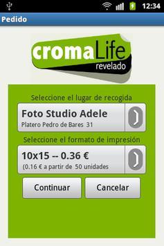 Cromalife poster
