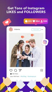 1000 Likes Pro for Instagram - Auto Tag poster
