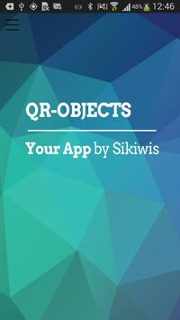 QR Objects poster