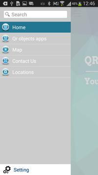 QR Objects apk screenshot