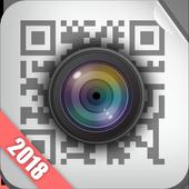 QR code reader: Smart code scanner icon