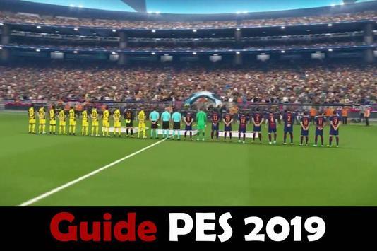 Guide PES 2019 Pro screenshot 1