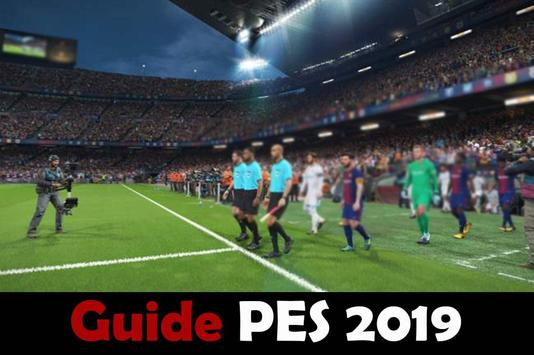 Guide PES 2019 Pro screenshot 2
