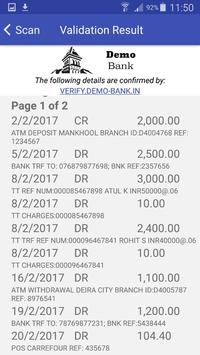 Document Validator TP apk screenshot