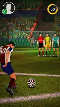 Flick Football 2018 screenshot 12