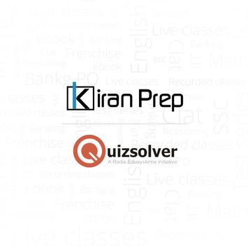Kiran prep poster