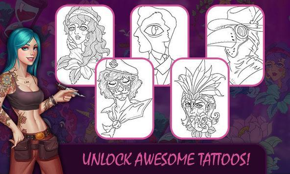 Maître de tatouage capture d'écran 6