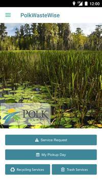 PolkWasteWise apk screenshot