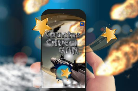 Counter Critical Gun: Strike poster