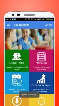 QS Tutorials apk screenshot