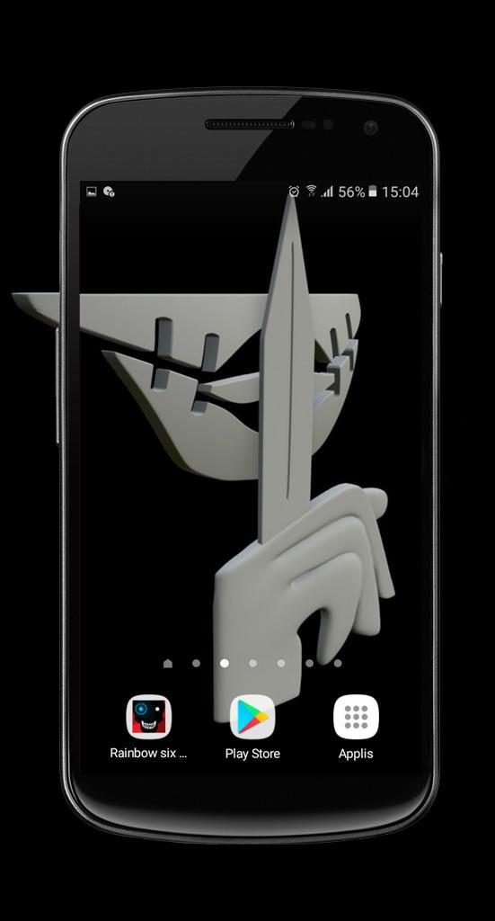Rainbow Six Siege Wallpaper 4k Für Android Apk Herunterladen