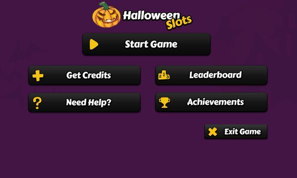 Slot Machine Halloween Lite screenshot 8