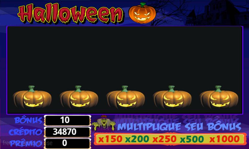 Halloween Roleta Caça Niquel APK 2 03 Download for Android