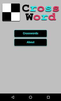 English Crossword screenshot 3