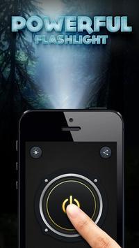 Powerful Flashlight screenshot 1