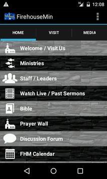 Firehouse Ministries apk screenshot