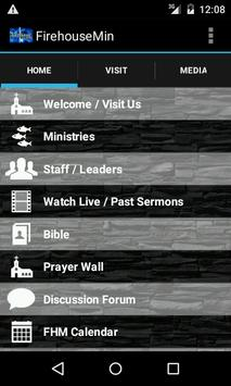 Firehouse Ministries poster