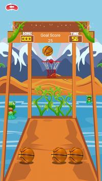 Basketball Game screenshot 12