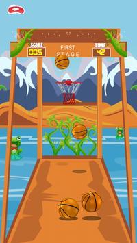 Basketball Game screenshot 14