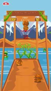 Basketball Game screenshot 3