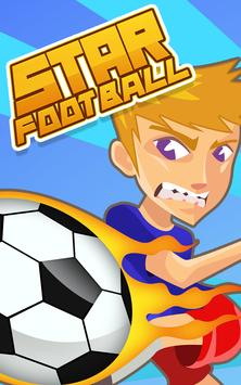 Star Football Game poster