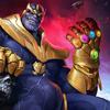 Real Future Superhero Street Fight- Thanos Battle icon