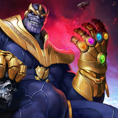 Real Future Superhero Street Fight- Thanos Battle icon